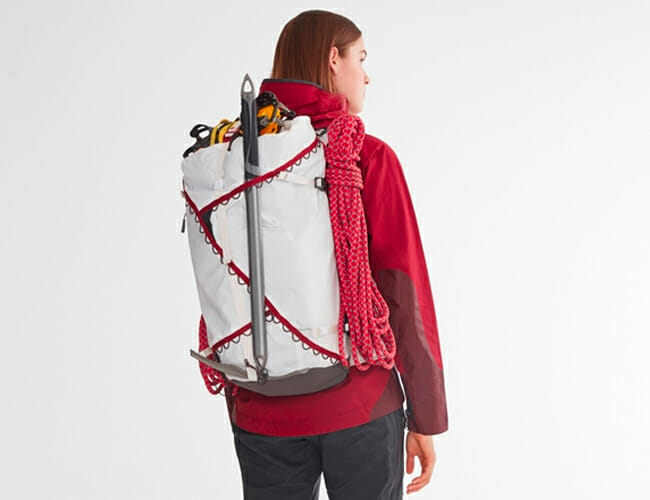 You've Never Seen an Ultralight Backpack Like This One