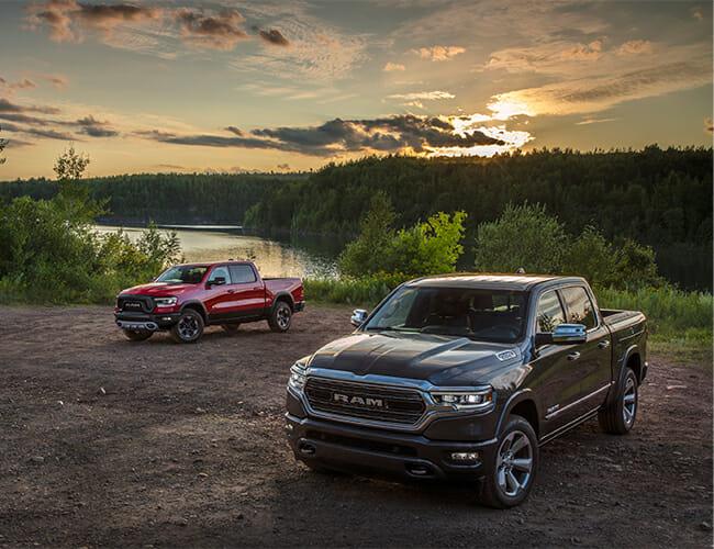 Ram's New Diesel Pickup Truck Packs Mind-Blowing Range