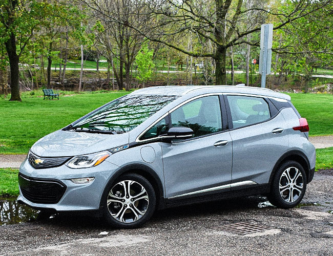 Does the Chevy Bolt Work as a Mobile Office? We Found Out