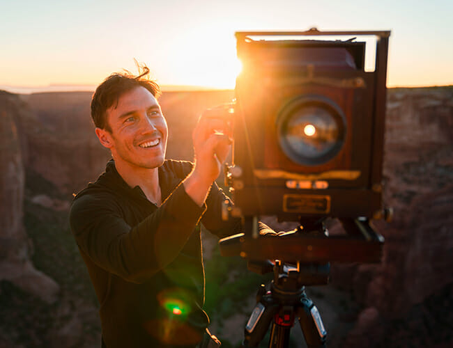 Discover the Gear That Inspires Chris Burkard at Stocked 2019