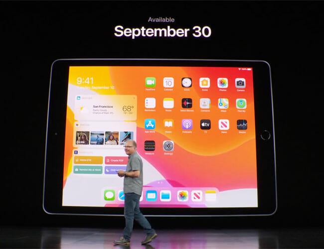 Apple's New iPad Is Taking Laptops Head-On At Just $329