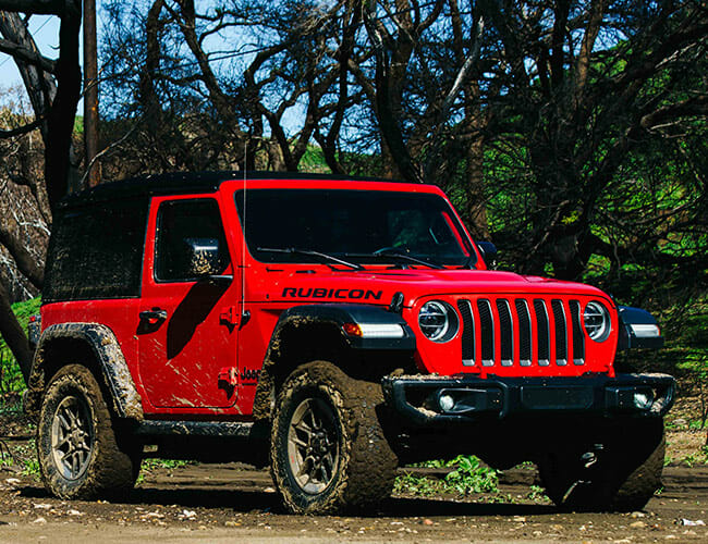 There's a Massive Cash Discount on the Jeep Wrangler, But There's a Catch