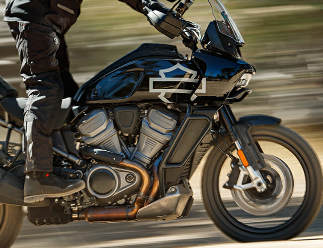 An American Motorcyle Icon is Finally Making Adventure Bikes