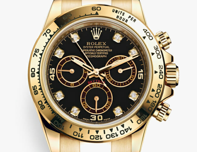 This Is the Rolex Daytona Jay-Z Used as a Party Invitation