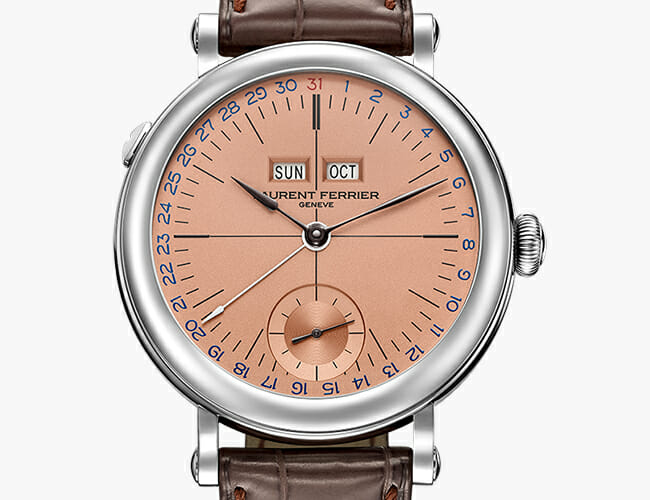 One of Our Favorite Watches of SIHH 2019 Just Got a Makeover