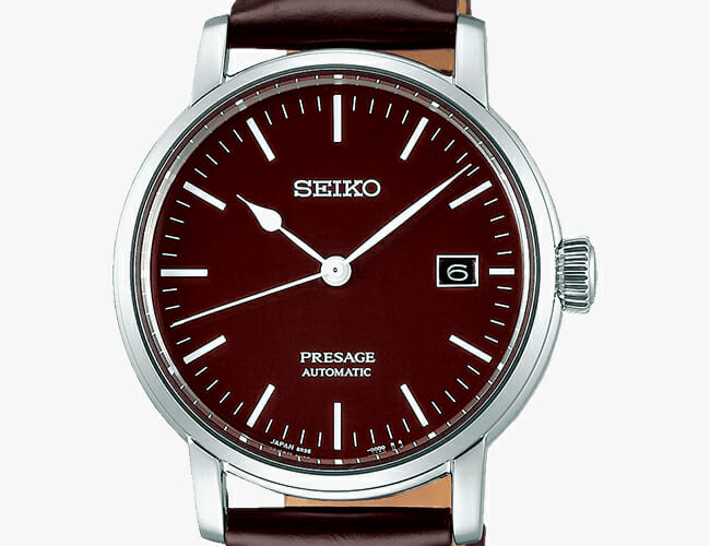 These Japan-Only, Enamel-Dial Watches Are Some of Seiko's Best