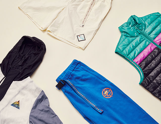 FILA's New Collection Brings The Best of Outdoorsy Vibes