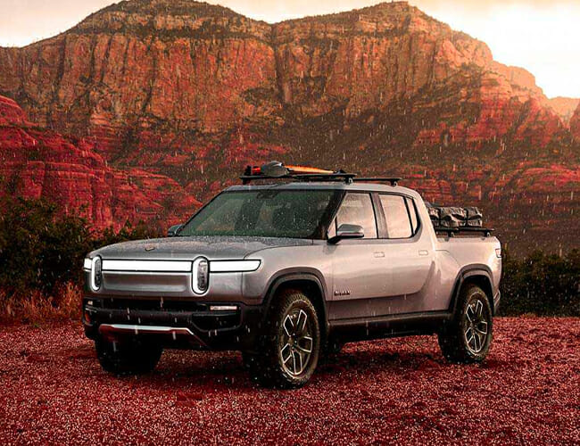 Rivian's Badass Electric Adventure Pickup Won't Arrive This Year