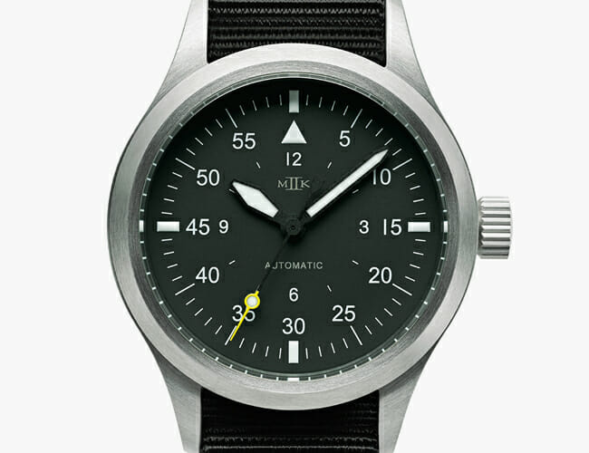 One of Our Favorite Affordable Military Watches Just Got an Update