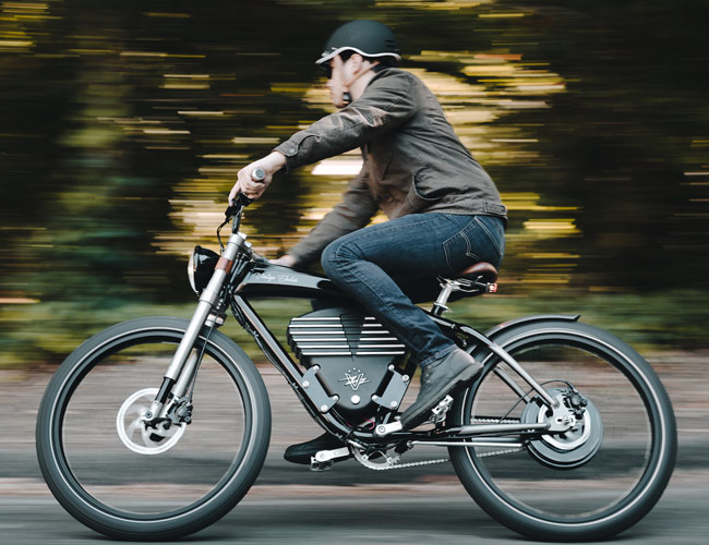 Is an E-Bike Better for Commuting than a Motorcycle? We Find Out
