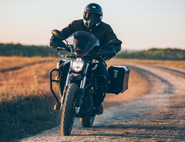 Conquer Trails in Style and Silence With Zero Motorcycles' New Electric Bike
