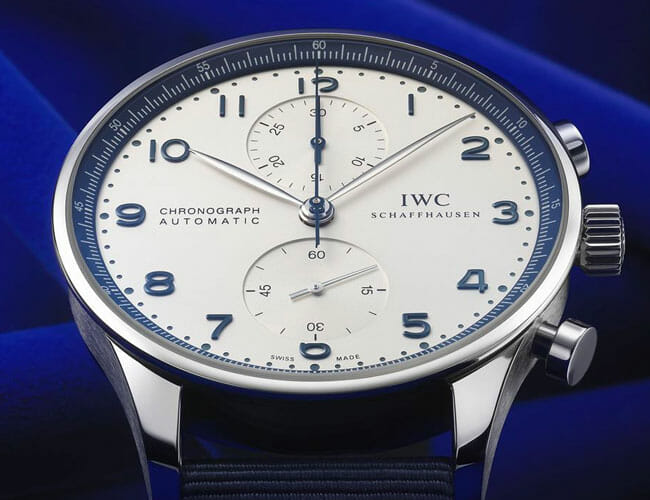 IWC Teamed Up With a Famed Retailer on This Special Edition Watch