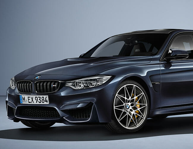 The Next BMW M3 Will Definitely Keep the Stick Shift Alive