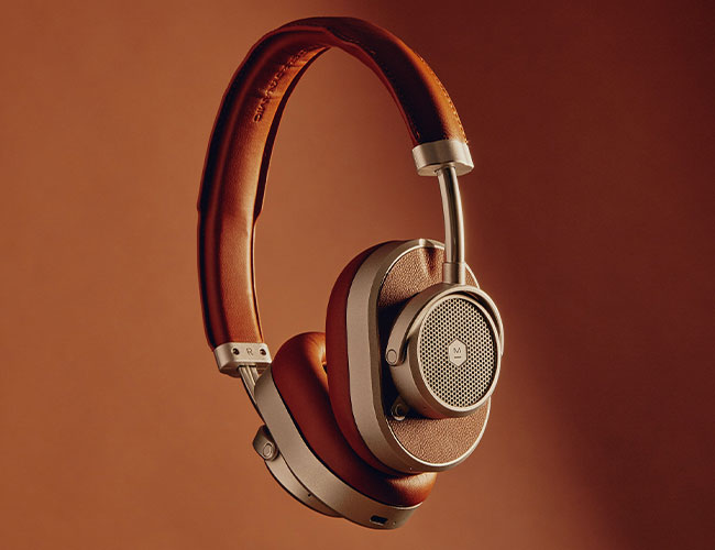 Master & Dynamic's Noise-Canceling Headphones Sound As Good As They Look