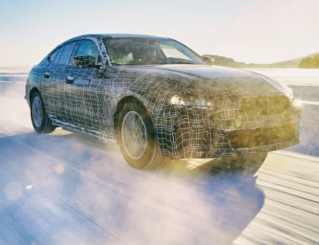 BMW's New Electric Car Might Be Better than Tesla in an Important Way