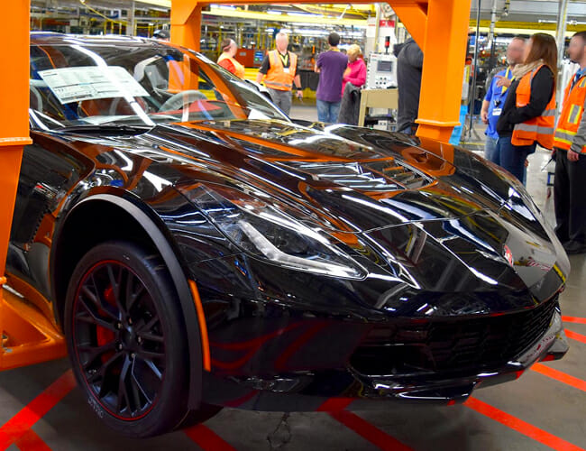 This Is Likely to Be the Last Stick Shift Corvette Ever Made
