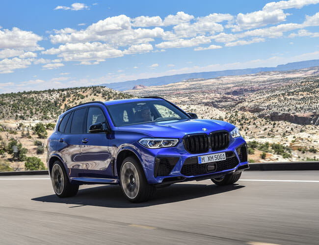 The 2020 BMW X5 M Competition Forces You to Challenge Your Preconceptions