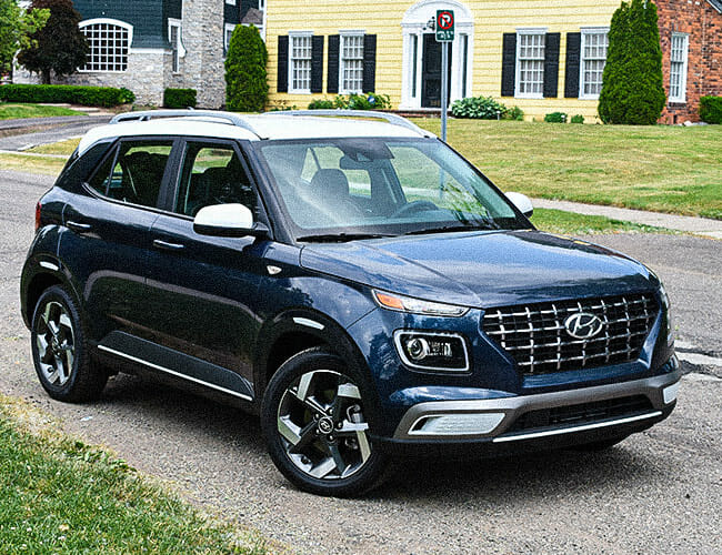 Hyundai's Cheap, Stylish New Car Is Aimed Squarely at the Youths