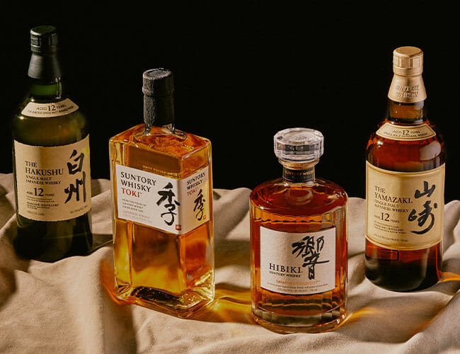The World's Most Popular Japanese Whisky Is Coming to More States than Ever