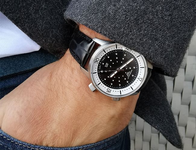 Get an Affordable Version of a Dive Watch Classic for Under $300