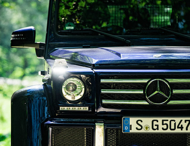 Three-Quarters of Mercedes-AMG's Cars May Have to Die Next Year, Report Says