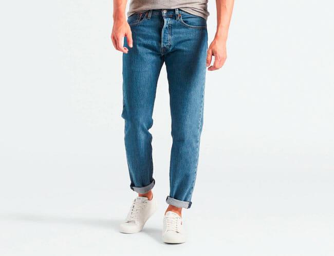 a93b1a17e4 The Complete Buying Guide to Levi's Jeans: All Men's Fits, Explained