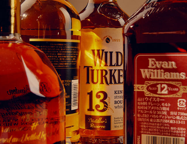 You Need a Passport to Buy These American Bourbon Whiskeys