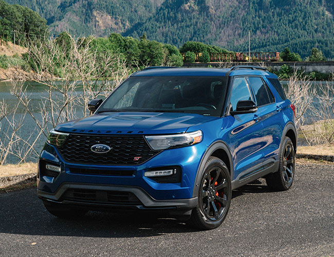 2020 Ford Explorer Review: Setting the Benchmark for American SUVs