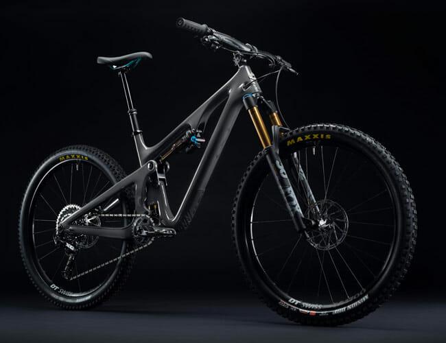 Yeti's Brand-New Mountain Bike Is So Much Fun