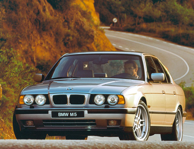 The Forgotten Generation of BMW M5 Is the One You Want