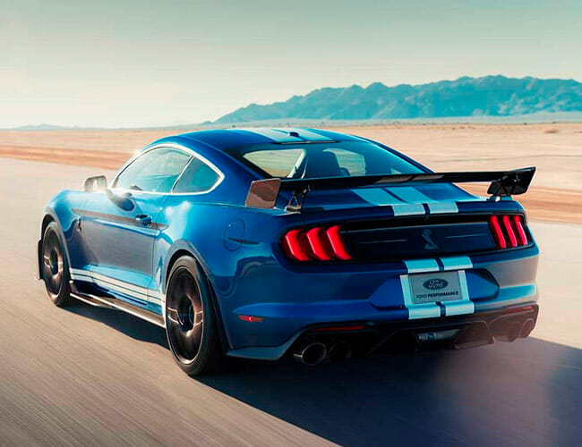 The 2020 GT500 Will Be One of the Most Advanced Ford Mustangs Ever Built