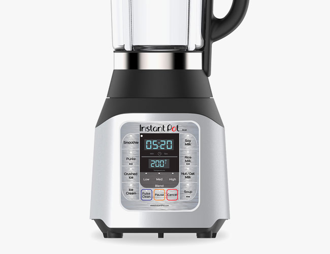 Instant Pot Released a High-Performance Blender That's Half the Price of the Competition