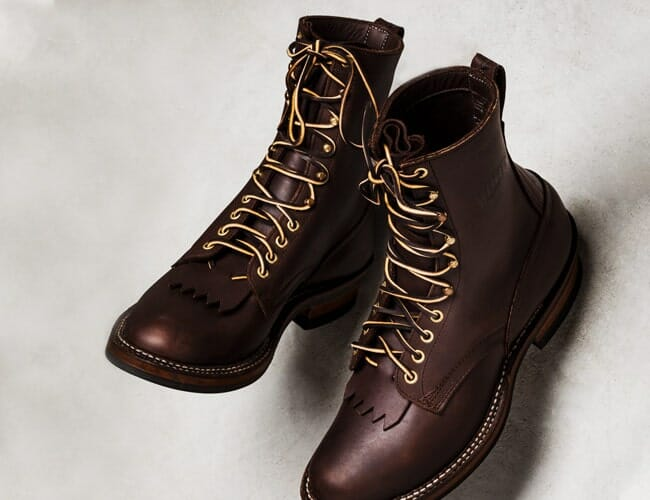 How to Break in a Pair of Boots the Right Way