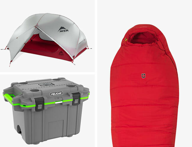 Everything You Need for a Proper Labor Day Camping Trip
