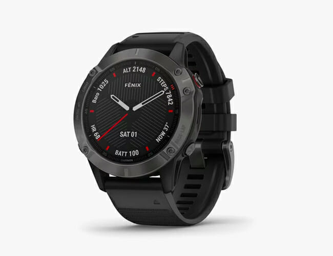 Garmin's Newest Smartwatch Gets Its Power From a Surprising Place