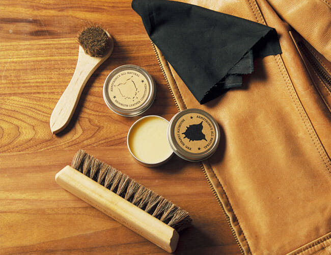Recondition Your Favorite Leather Jacket With Armstrong's All Natural