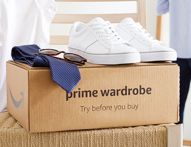 Amazon Finally Launches Prime Wardrobe, Its New Try-Before-You-Buy Style Service