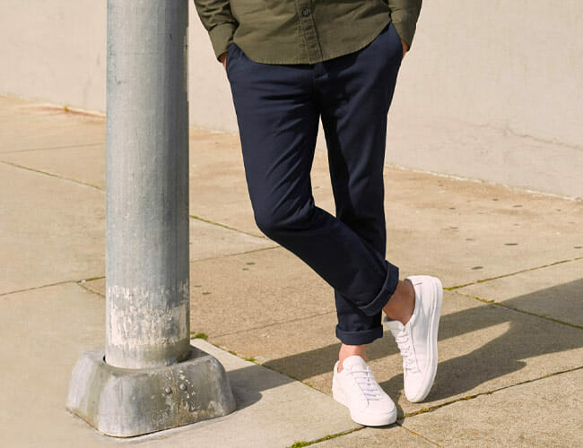 Everlane Has Discovered a Way to Make a Better Chino