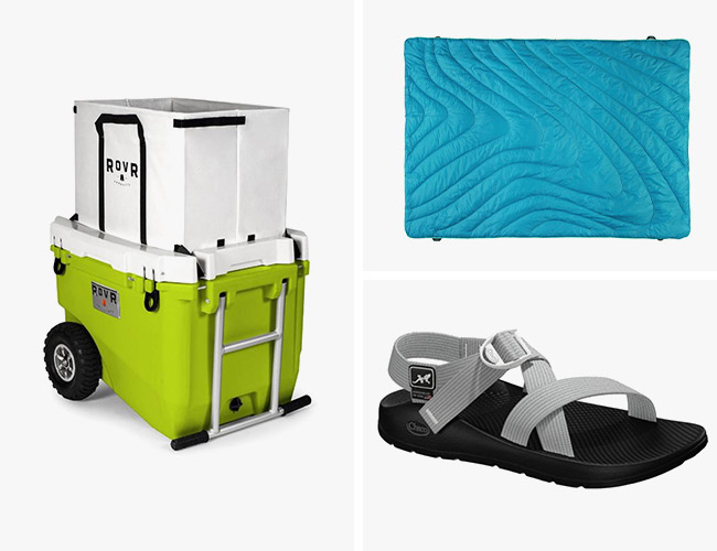 Everything You Need for a Music Festival (Except the Drugs)