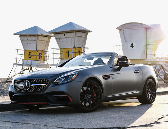The Roadster You Forgot Existed Is Five Different Cars In One