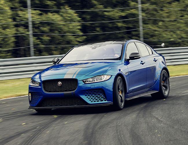 2019 Jaguar XE SV Project 8 Review: Odd Name, Delightful Car