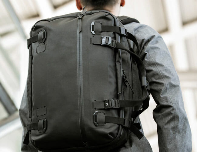 Black Ember Makes the Best Packs and We Can't Wait to Test Its Newest Convertible Carry-On