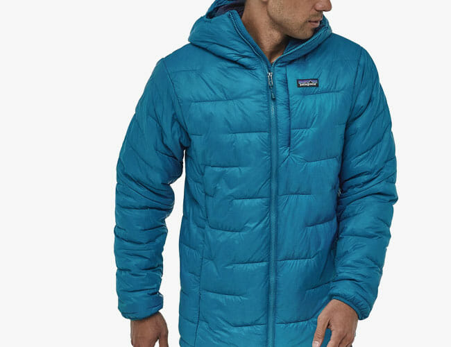 Don't Wait Until It's Cold to Get Patagonia's Best New Jacket