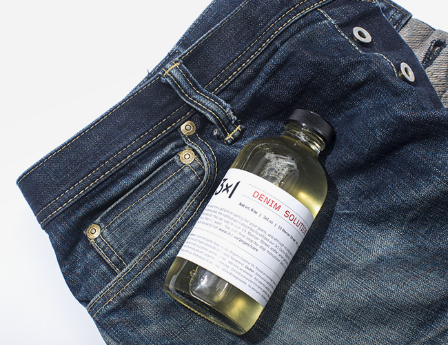 How to Hand Wash Your Jeans