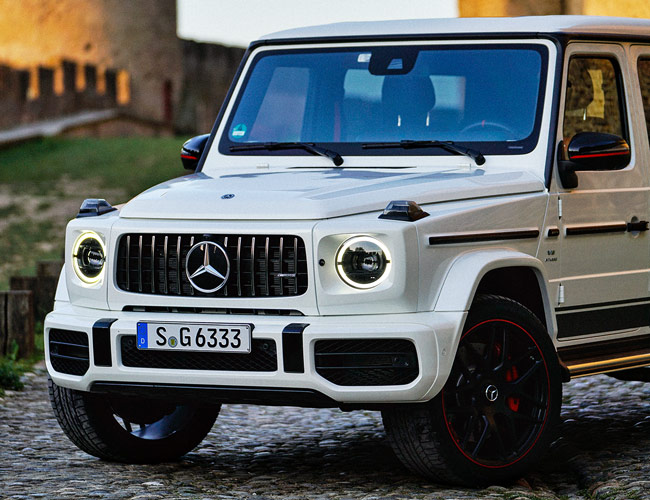 Mercedes G-Class Review: The All-New, Legendary G-Wagen Remains Iconic