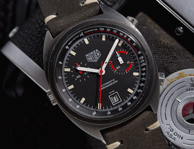 Stand Out With These Bold '70s Chronographs