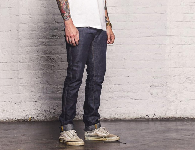 The Material on These Jeans Is Perfect for Summer Heat