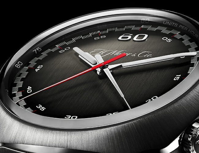 This High-End Swiss Watch Brand Surprised Everyone with a Sporty Chronograph