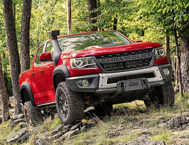 We've Got Great News for Fans of Chevrolet's Best Off-Road Pickup Truck