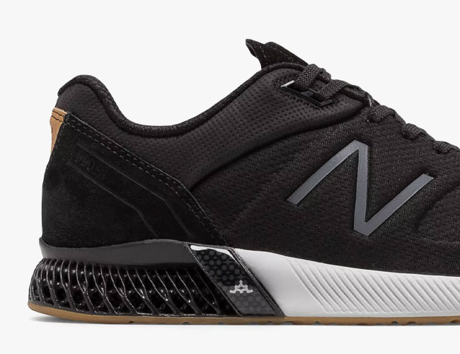 New Balance's First Sneakers with 3D-Printed Heels Are Already Sold Out